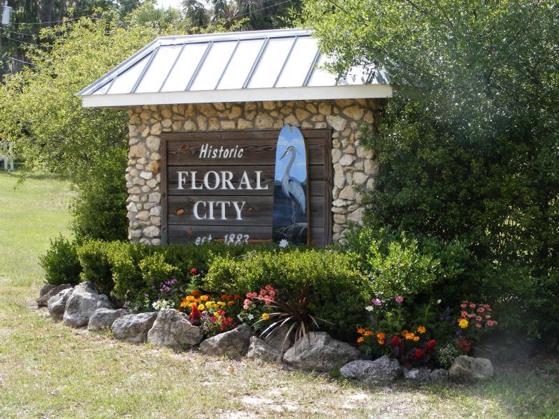 Duval Island Floral City Fl